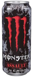 Moster Assault Energy 16 oz Energy Drink
