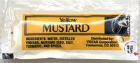 Mustard Packets (200 Count Box)