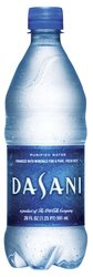 DaSani 20 oz Bottled Water (Case of 24)