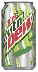 Diet Mtn Dew (12 Packs)