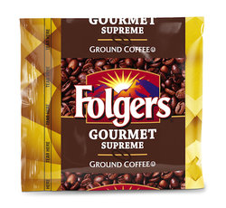 Folgers Gourmet Supreme (Dark Roast) 42 Count