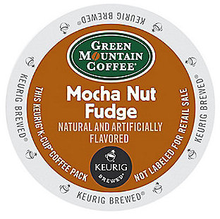 Green Mountain Coffee - Mocha Nut Fudge - K-Cups (24 Count)