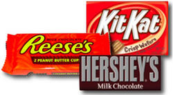 Hershey's Trio (30 Count Variety Bag)