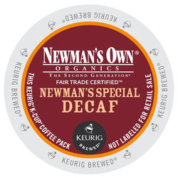 Newman's Own Organic - Special Decaf - K-Cups (24 Count)
