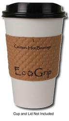 Eco Friendly Grips Coffee Clutch- 50 Count