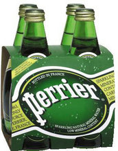 Perrier Sparkling Water (4 Pack)